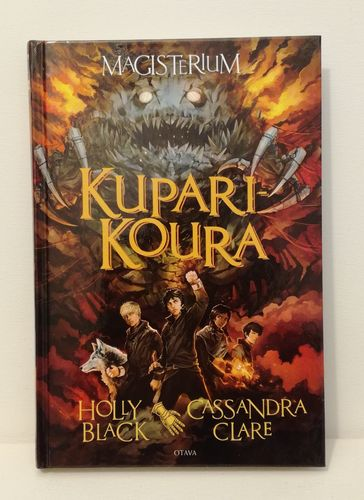 Black Holly ja Clare Cassandra, Magisterium - Kuparikoura
