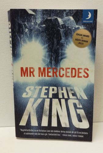 King Stephen, Mr Mercedes