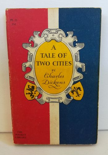 Dickens Charles, A Tale of Two Cities