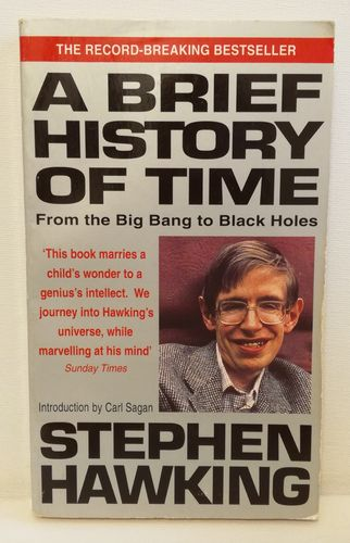 Hawking Stephen, A Brief History of Time