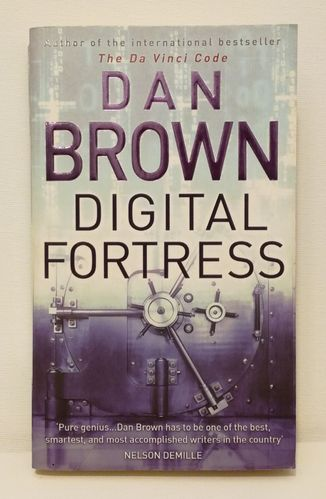 Brown Dan, Digital Fortress