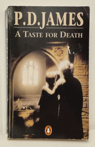 James P.D., A Taste For Death