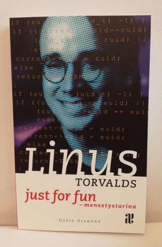 Torvalds Linus, Just for fun