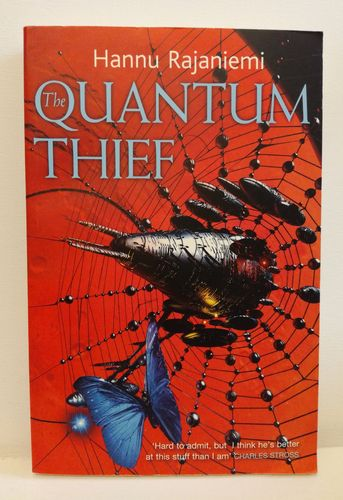 Rajaniemi Hannu, The Quantum Thief