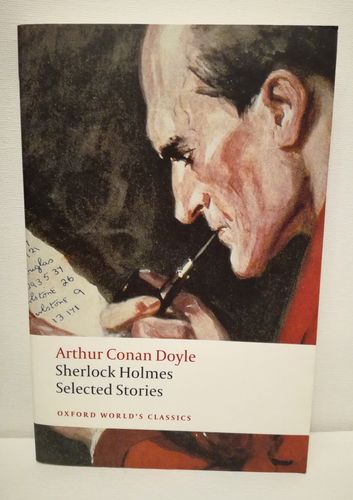 Doyle,Sherlock Holmes Selected Stories