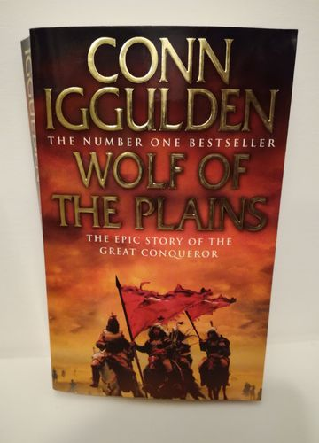 Iggulden Conn, Wolf of the Plains