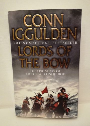 Iggulden Conn, Lords of the Bow