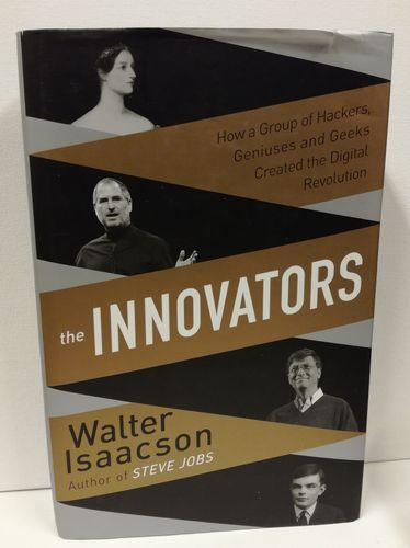 Isaacson Walter, The Innovators
