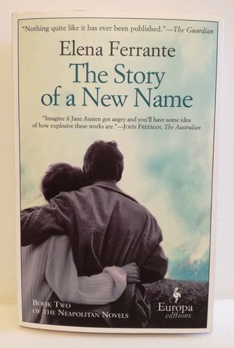 Ferrante, The Story of a New Name