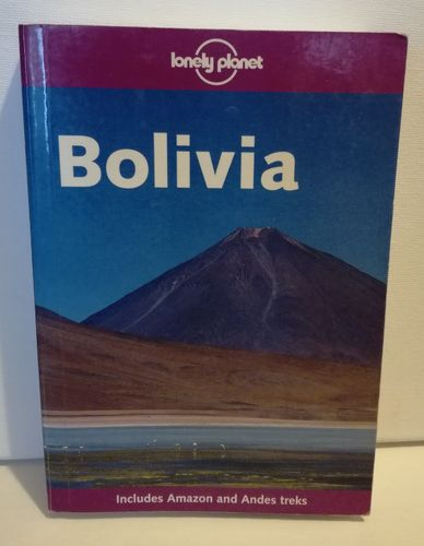 Lonely Planet, Bolivia