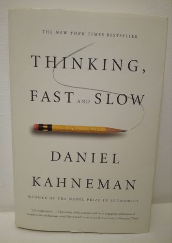 Kahneman Daniel,Thinking Fast and Slow