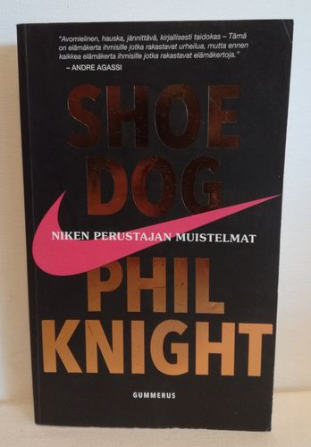Knight Phil, Shoe Dog